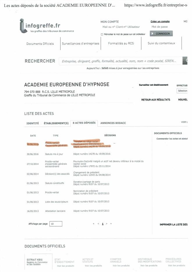 2016-06-30 AEH Info Greffe Siège Mons en Baroeul
