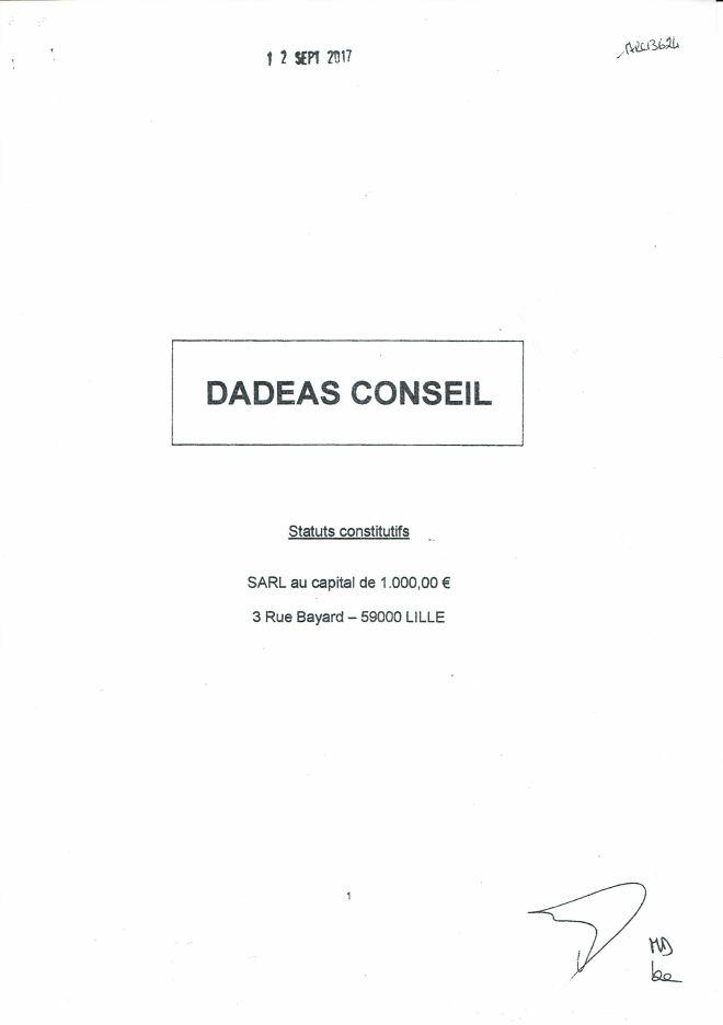DADEAS Statuts 1