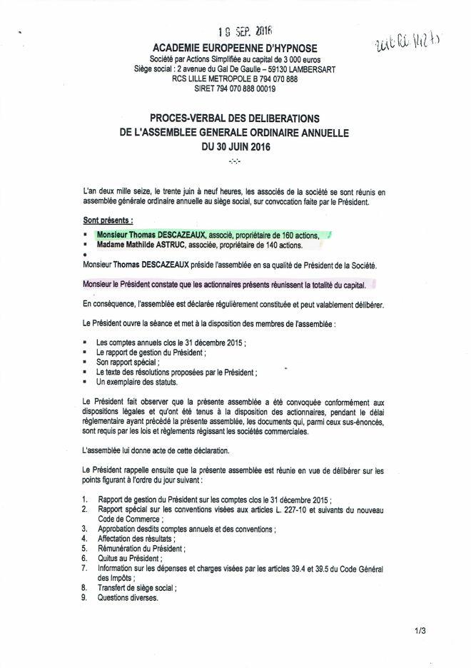 2016-09-19 AEH AG du 30-06