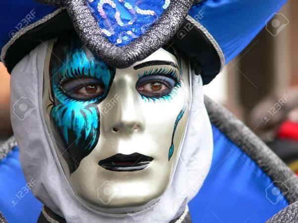 Le masque de Venise