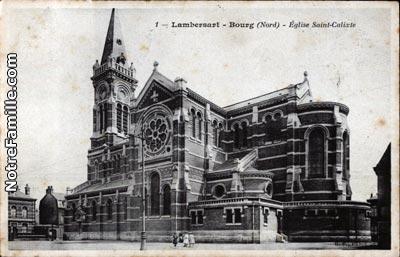 Eglise Saint Calixte