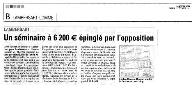 2011-12-17 Un séminaire à 6200€ épinglé2