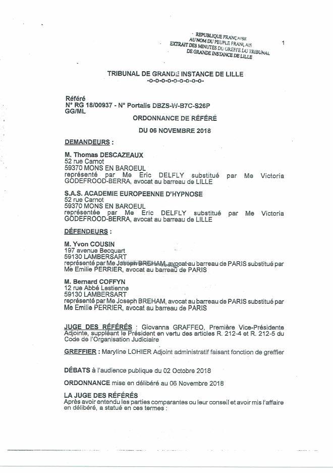 2018-11-06 Ordonnance de référé Affaire AEH (1)