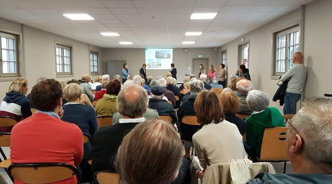 2019-09-10 Réunion présentation projet Loginor