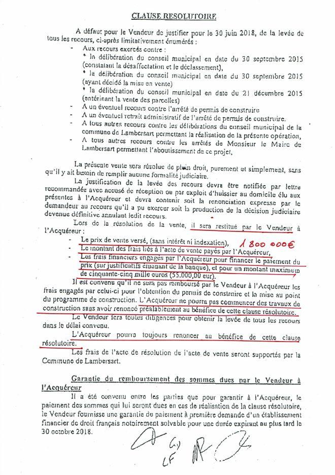 2016-12-23 Clause résolutoire ATREO