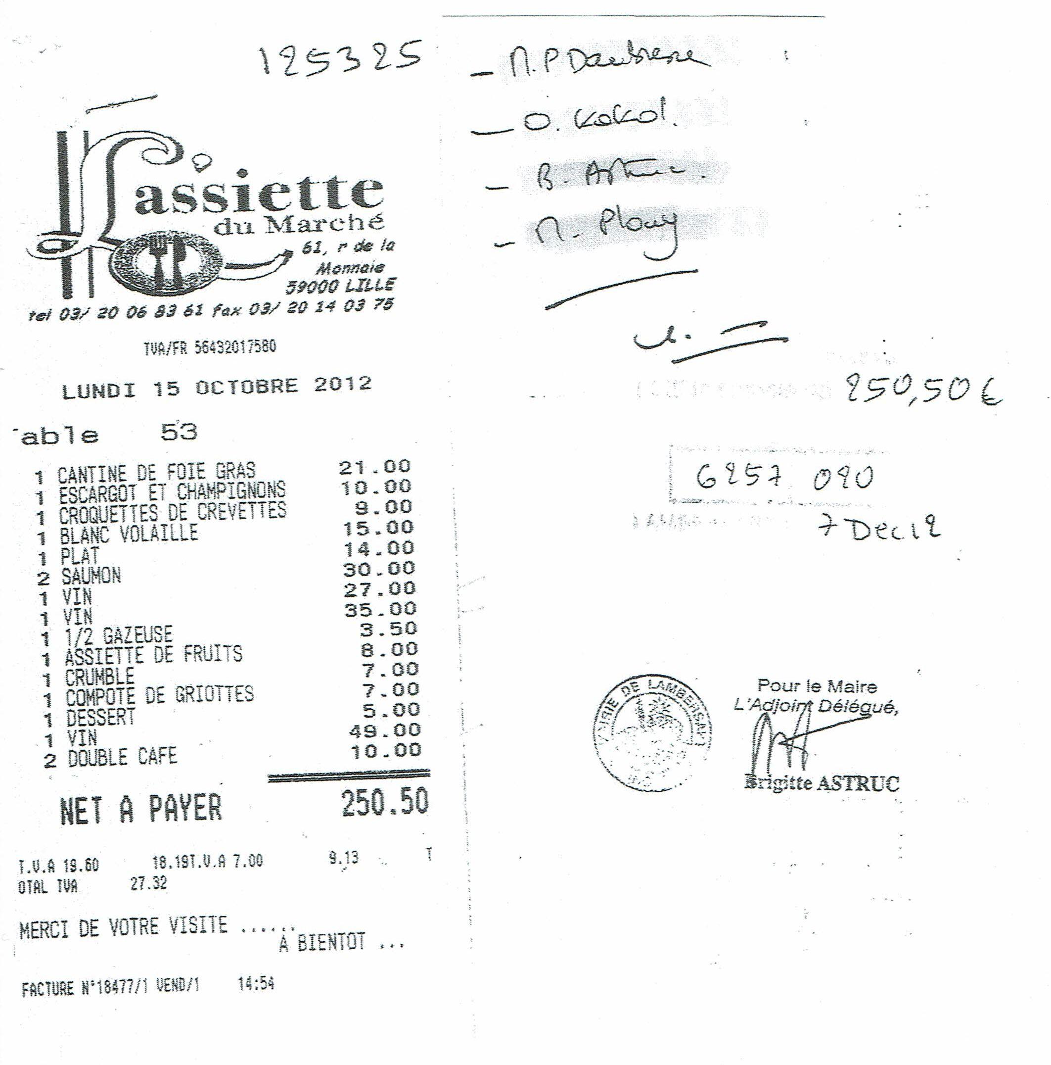 2012-10-15 Facture Assiette du Marché