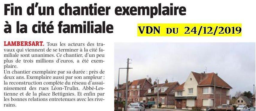 2019-12-24 Fin de chantier exemplaire à la Cité Familiale Titre